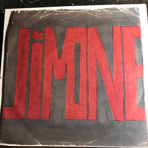 James - Jimone - Folklore b/w What's The World - Fire So Close - Factory #78 - 80's / 90's / 2000's