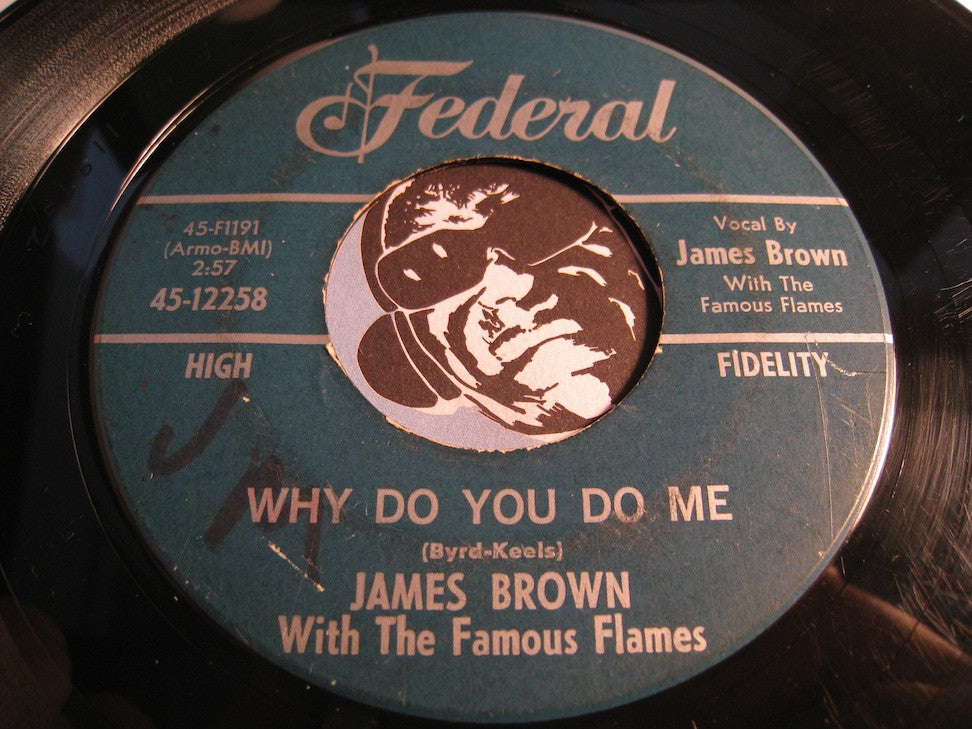 James Brown & Famous Flames