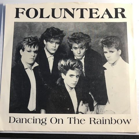 Foluntear - Dancing Over The Rainbow b/w In My Mind's Eye - Foluntear #01 - Punk