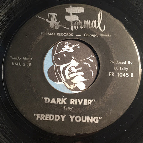 Freddy Young - Dark River b/w Limbo Leap - Formal #1045 - R&B Instrumental
