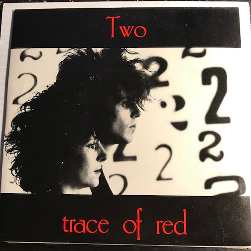Two - Trace Of Red b/w Regime - Future #5 - Punk
