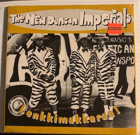 New Duncan Imperials - Lenkkimakkaraa! b/w It's Not Unusual - Tilt A Whirl - Gaga Goodies #34 - 80's / 90's / 2000's - Garage Rock