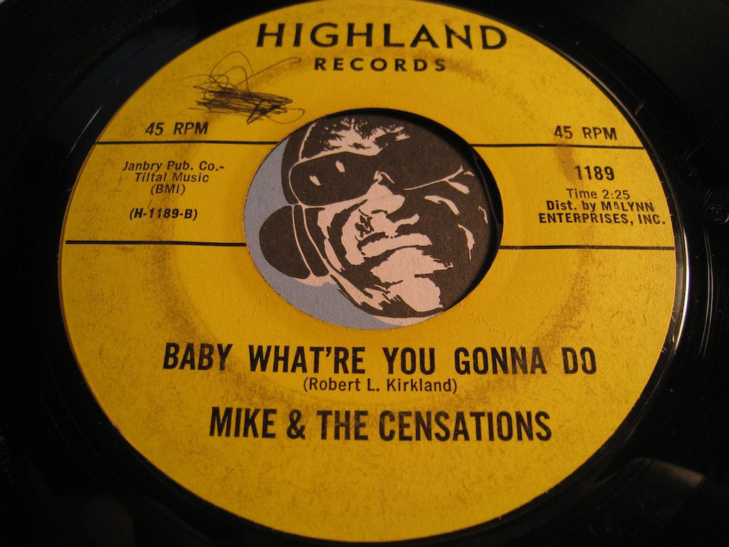 Mike & Censations