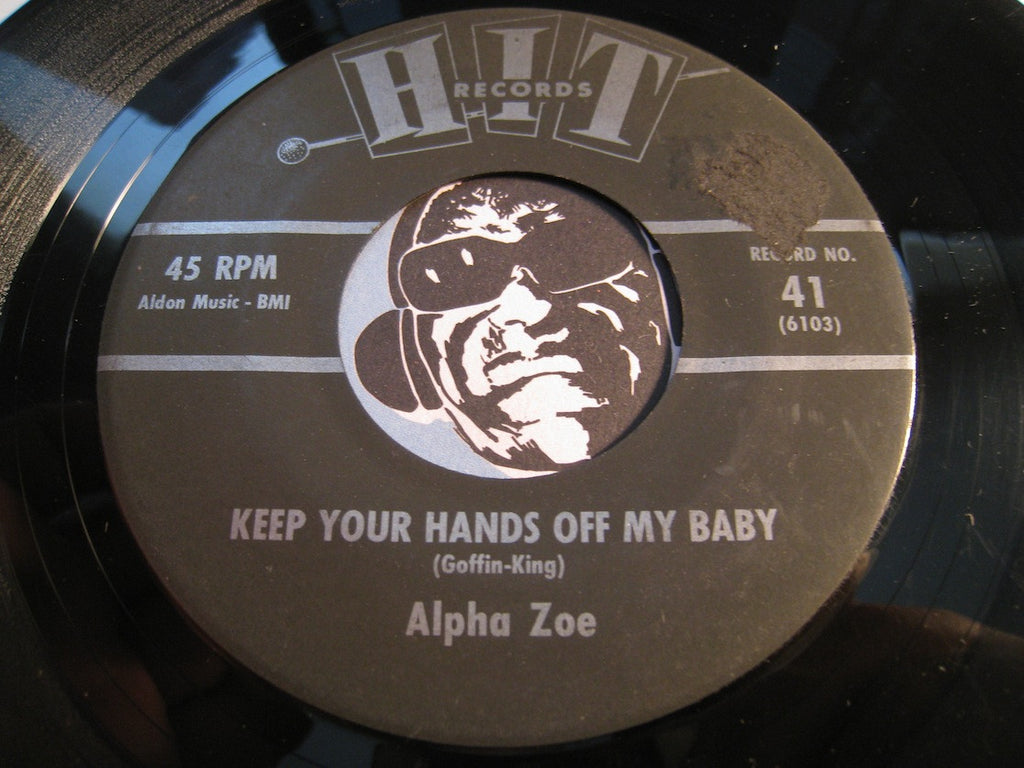 Alpha Zoe / Leroy Jones & Lucille Johns