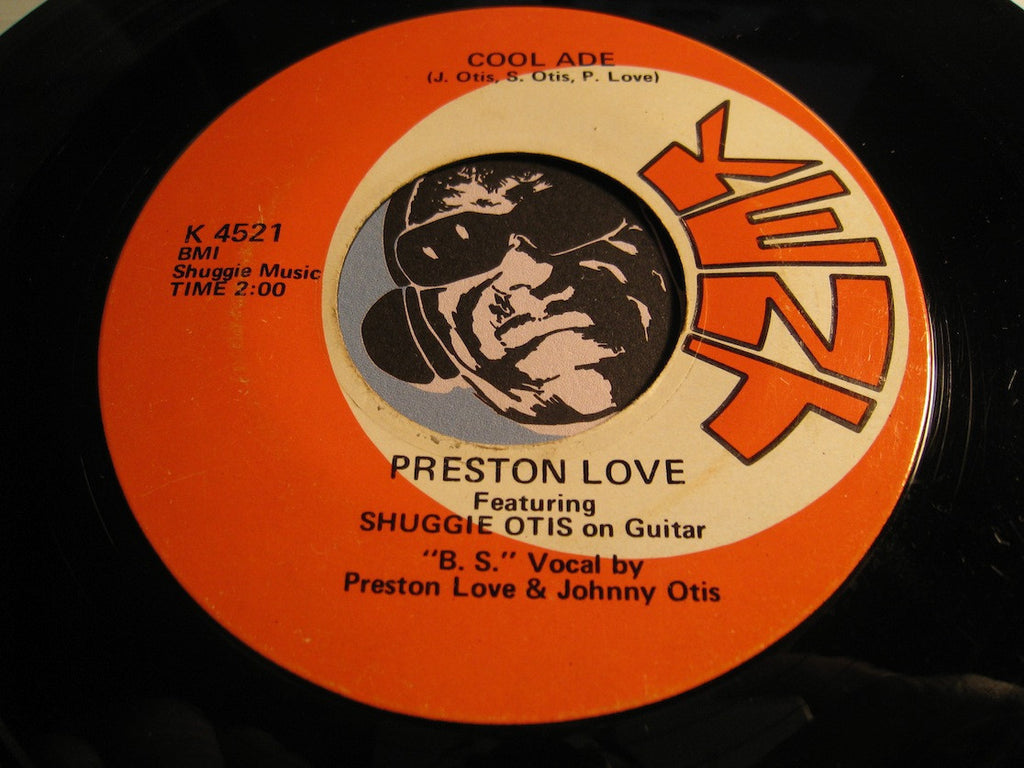 Preston Love featuring Shuggie Otis