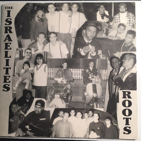 Israelites - Shanty Town b/w Roots - Kingston Beat #003 - Reggae