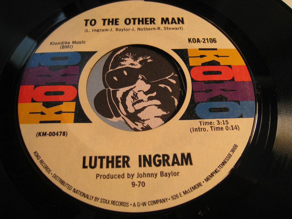 Luther Ingram