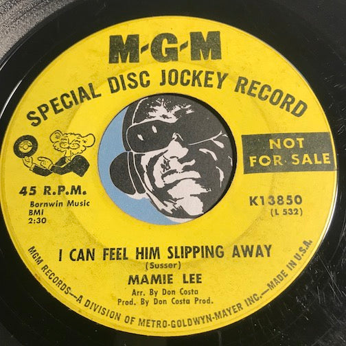 Mamie Lee - I Can Feel Him Slipping Away b/w The Show Is Over - MGM #13850 - Northern Soul