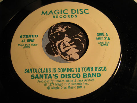 Mary Love / Santa's Disco Band