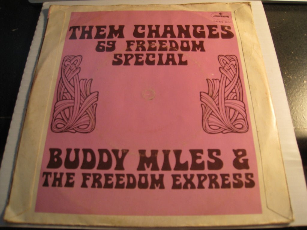 Buddy Miles & Freedom Express