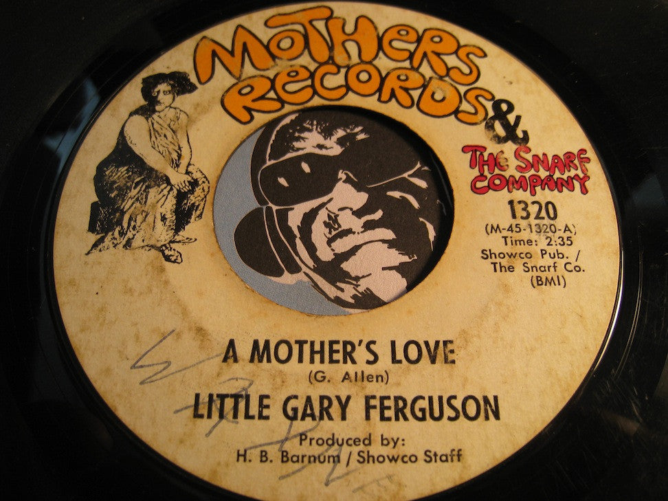 Little Gary Ferguson
