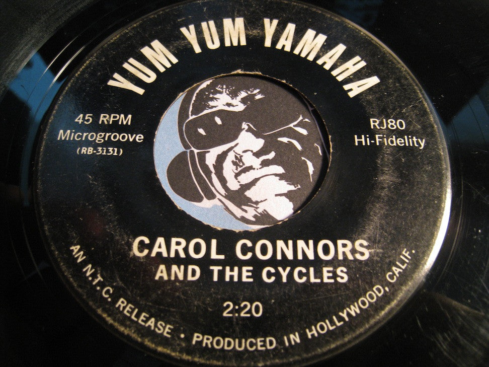 Carol Connors & Cycles