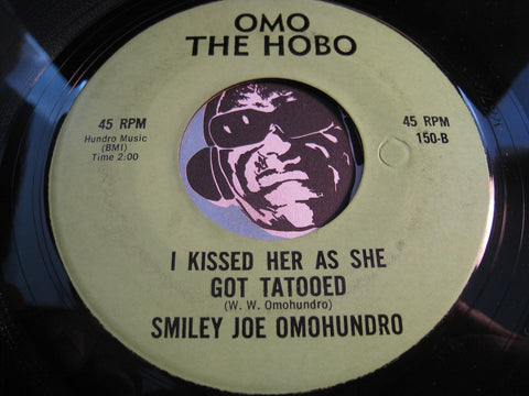 Smiley Joe Omohundro
