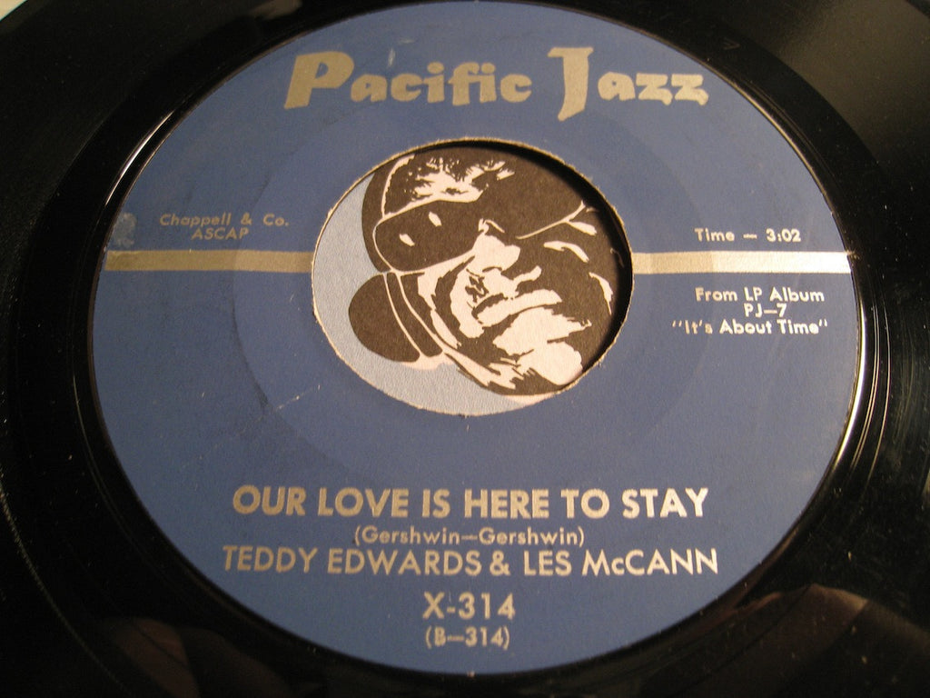 Teddy Edwards / Les McCann