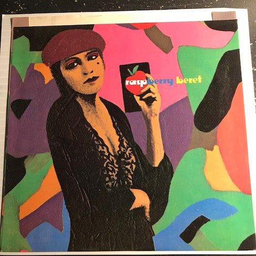 Prince - Raspberry Beret b/w She's Always In My Hair - Paisley Park #28972 - 80's / 90's / 2000's