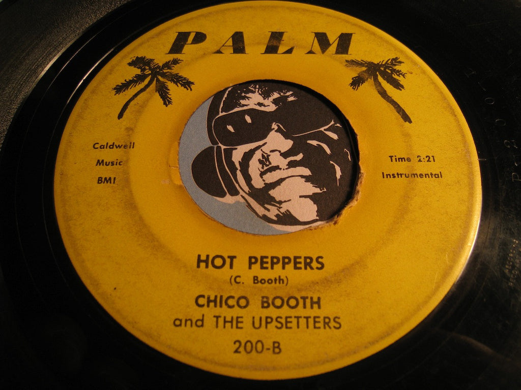 Chico Booth & Upsetters