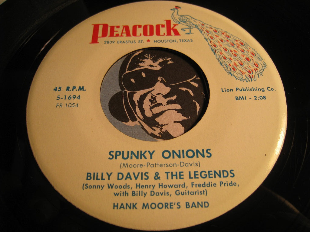 Billy Davis & Legends