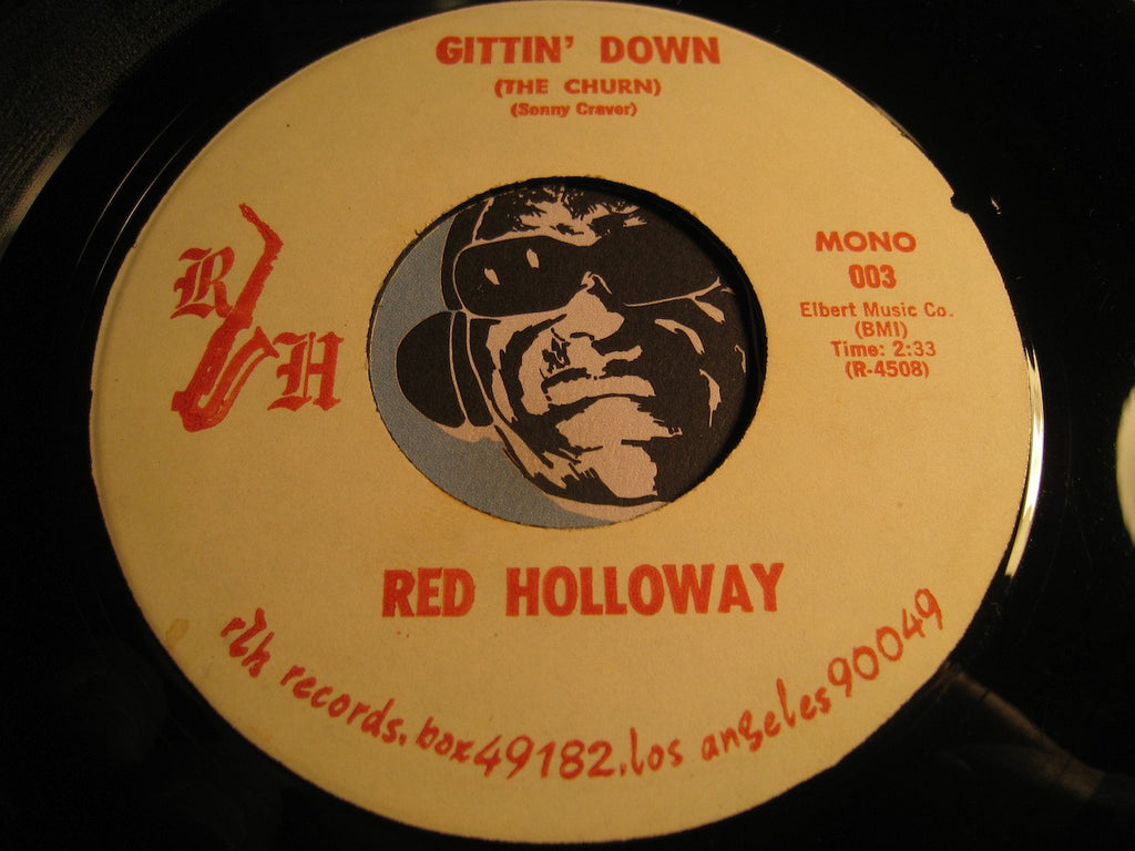 Red Holloway