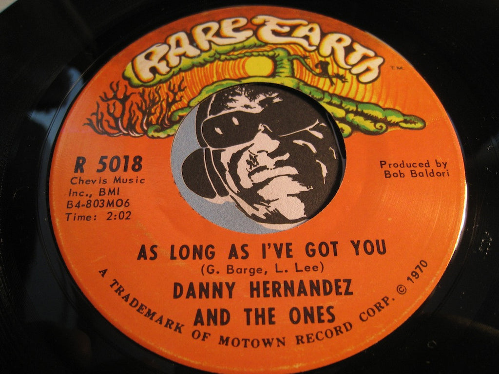 Danny Hernandez & The Ones