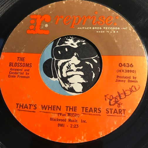 Blossoms - That's When The Tears Start b/w Good Good Lovin - Reprise #0436 - Northern Soul