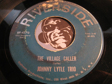 Johnny Lytle Trio