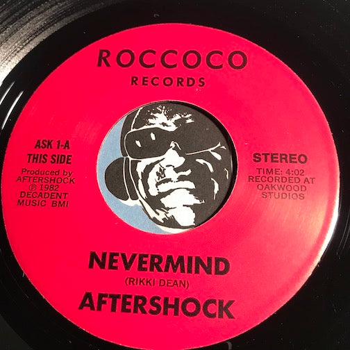 Aftershock - Nevermind b/w Midnight Fairy Tales - Roccoco #2 - Punk