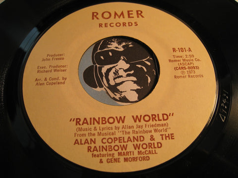 Alan Copeland & Rainbow World