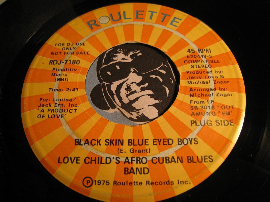 Love Child's Afro Cuban Blues Band