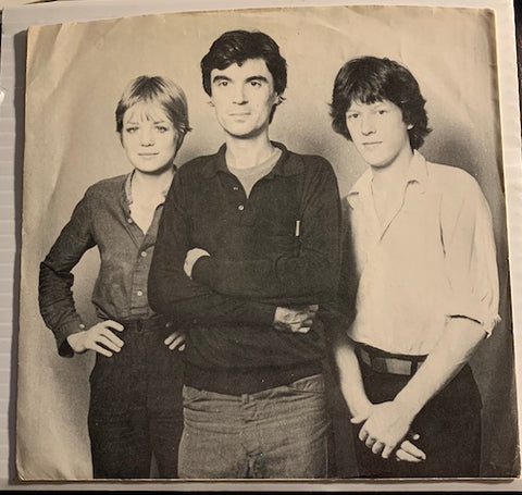 Talking Heads - Love Goes To Building On Fire b/w same - Sire #737 - Punk - 80's / 90's / 2000's