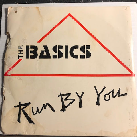Basics - Run By You b/w Run By You (dub) - Sophisto Union Music #00 - Punk - Reggae
