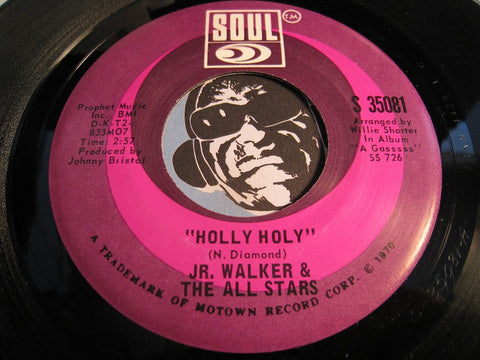 Jr Walker & All Stars