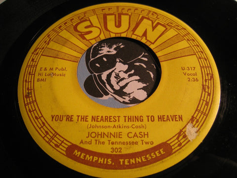 Johnny Cash / Johnnie Cash