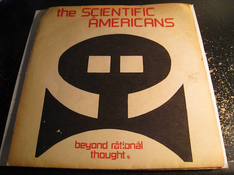Scientific Americans - Eep Opp Ork - Get It For Les b/w Empty Hole - Justice - Tekno Tunes #020 - Punk