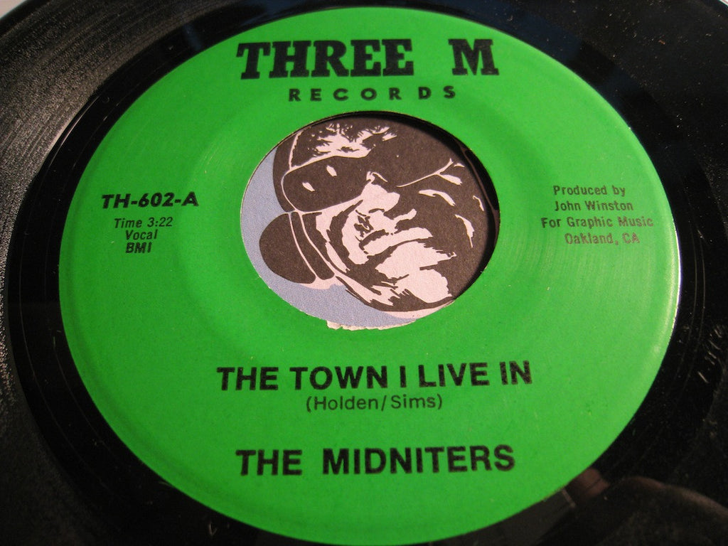 The Midniters / The Intruders