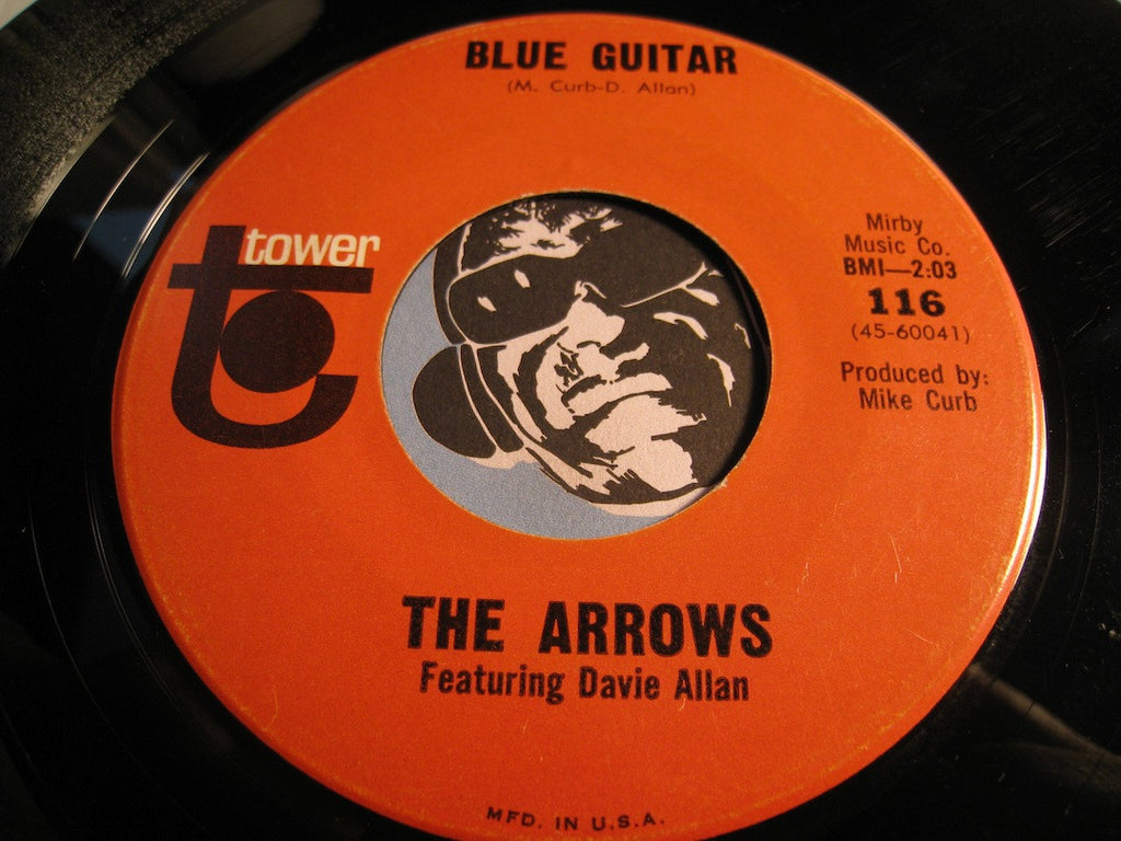 Arrows / Davie Allan
