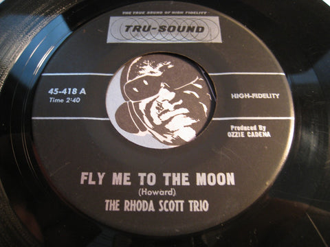 Rhoda Scott Trio