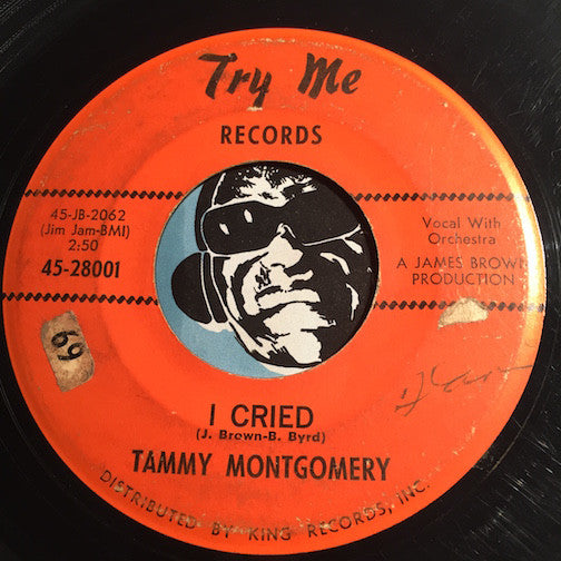 Tammy Montgomery - If You Don't Think b/w I Cried - Try Me #28001 - Motown - Soul