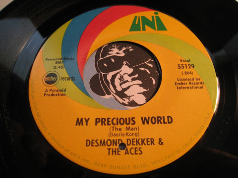 Desmond Dekker & The Aces