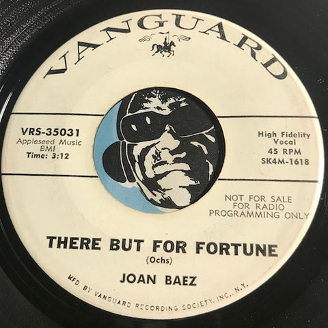 Joan Baez - There But For Fortune b/w Daddy You Been On My Mind - Vanguard #35031 - Rock n Roll