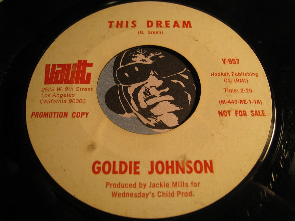 Goldie Johnson
