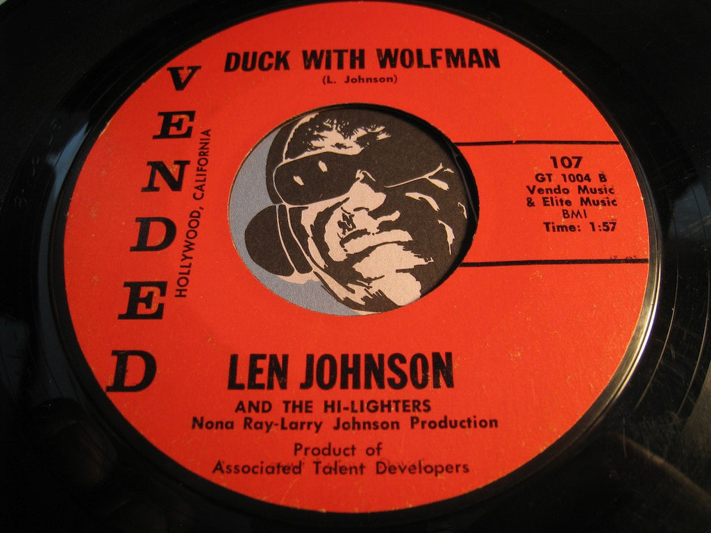 Len Johnson & Hi-Lighters