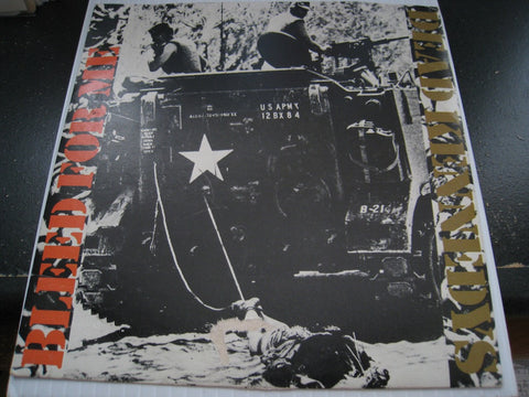 Dead Kennedys - Bleed For Me b/w Life Sentence - Virus #23 - Punk