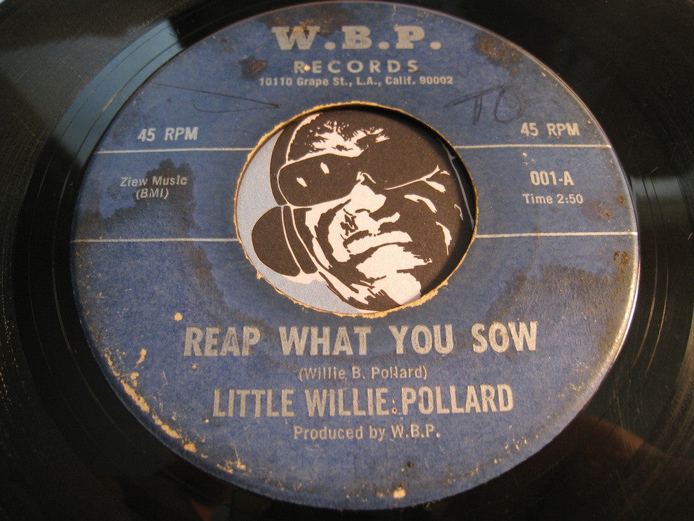 Little Willie Pollard