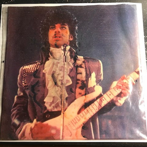 Prince - Purple Rain b/w God - Warner Bros #29174 - 80's