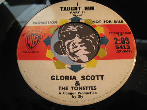 Gloria Scott & Tonettes