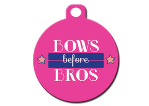 Bows Before Bros