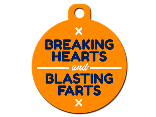 Breaking Hearts and Blasting Farts