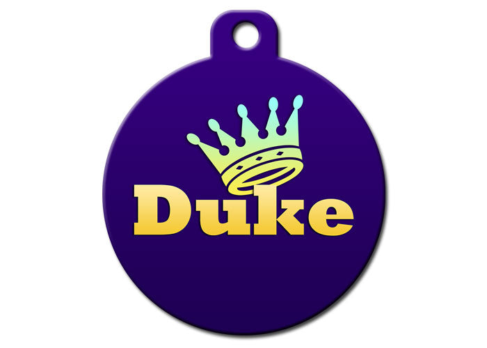 Duke - or any name on the front