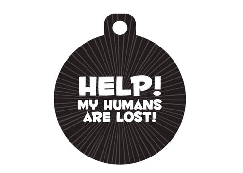Help! My Humans are Lost