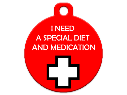 I Need A Special Diet And Medication